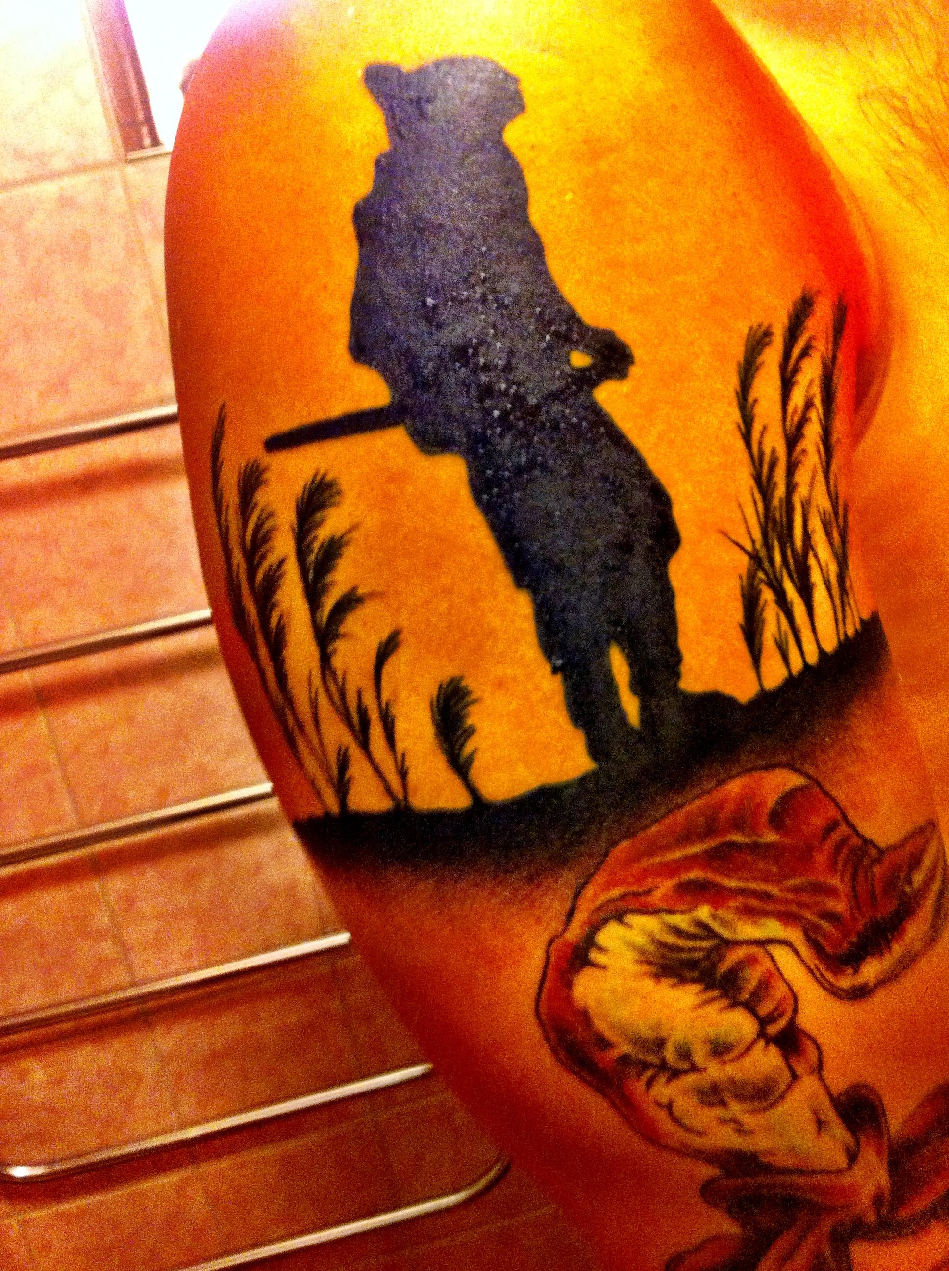 tatuering i armhålan