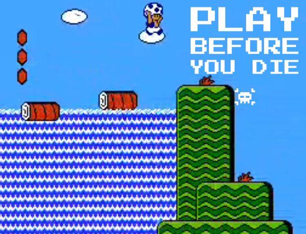 Avsnitt 13 Super Mario Bros 2