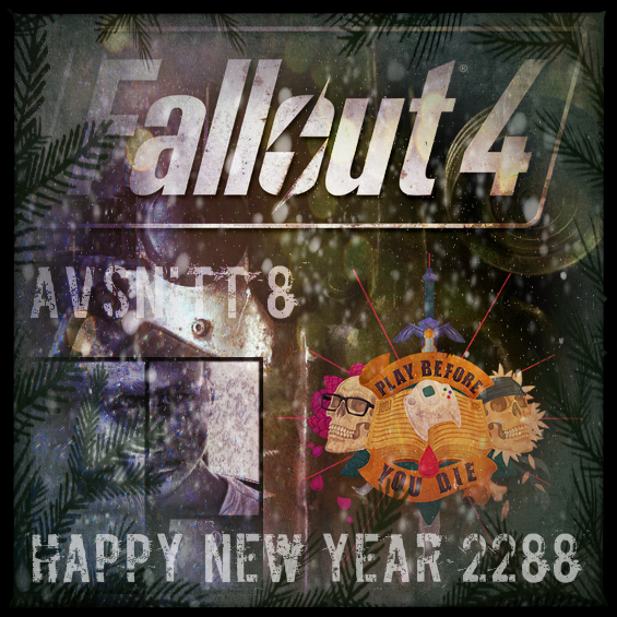 Fallout 4 Avsnitt 8 new year