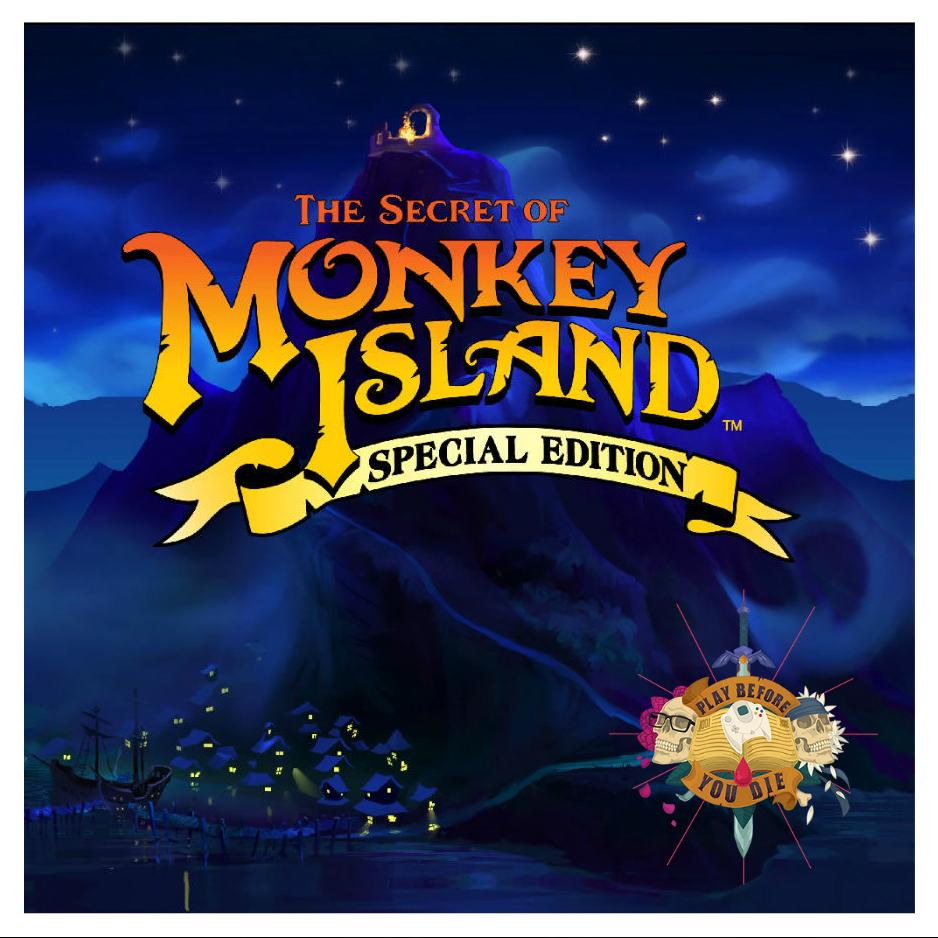 Monkey Island Avsnittsbild
