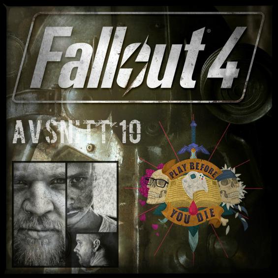 Fallout 4 Avsnitt 10