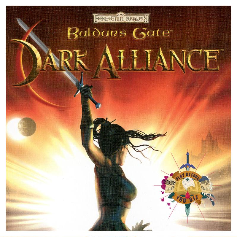 Baldurs Gate Dark Alliance